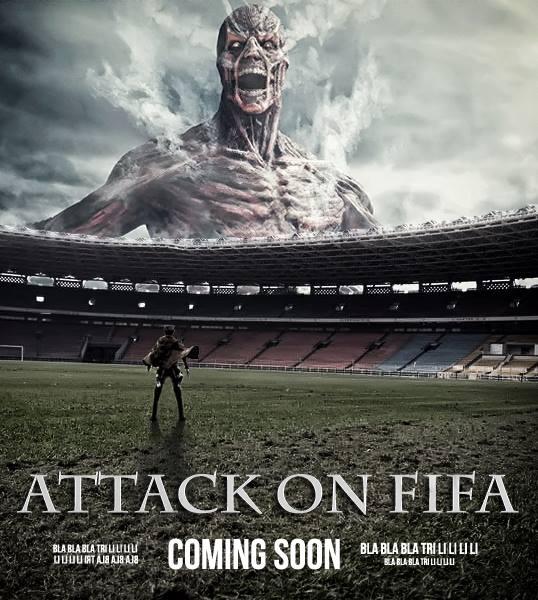 Entah gara-gara PSSI, FIFA atau malah gara-gara Alien makanya GBK jadi sepi by: https://www.facebook.com/AyhiMultimedia