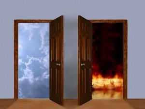 pintu surga dan neraka