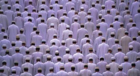 Sholat Jamaah dan Rutinitas Nongkrong 1