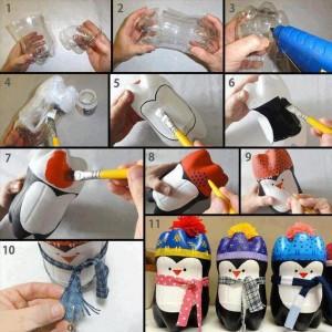 Daur Ulang Botol Plastik 19