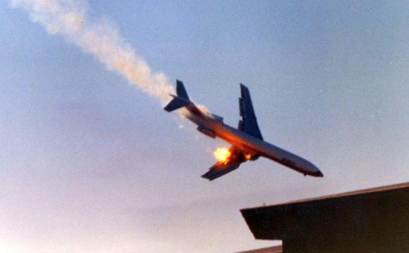 Pelajaran Mahal dari Jatuhnya Pesawat