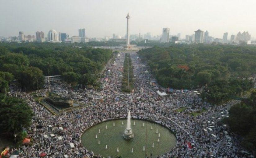 Reuni 212 : Sebuah Persembahan Islam untuk Dunia