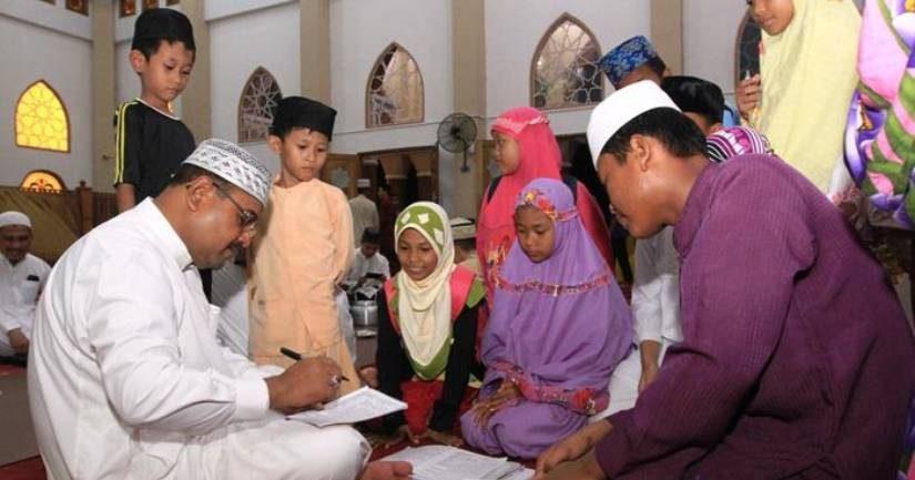 Rekrutmen Ramadhan 1