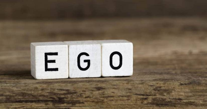 Meruntuhkan Ego 1