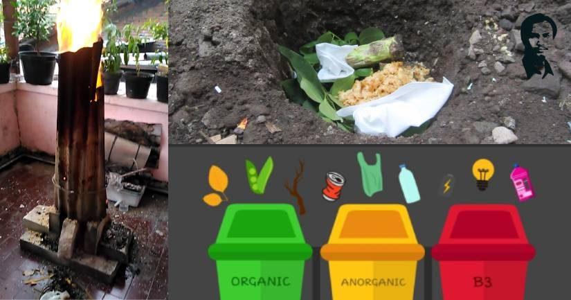 Pendidikan Sampah Usia Dini 1