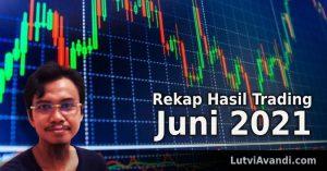 Laporan Hasil Trading Juni 2021