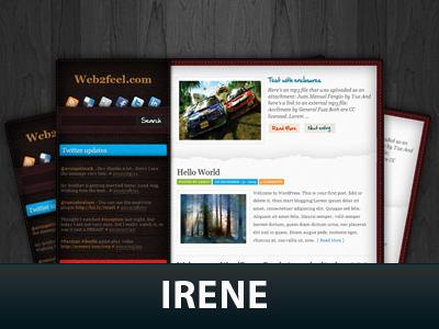 Irene Themes