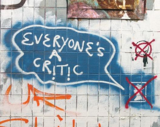 Seni Mengkritik 1