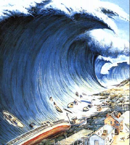 Tsunami Domain Gratisan